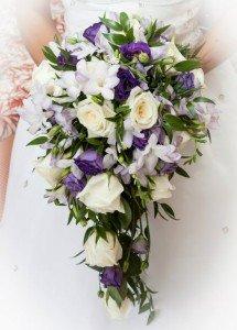 the actual bouquet