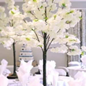 IVORY TREES TABLE